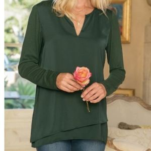 Soft Surroundings Alix Tunic